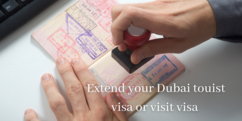 extend your expired tourist visa
