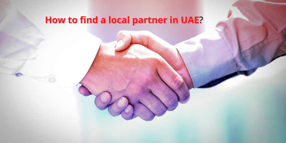 find a local partner in UAE