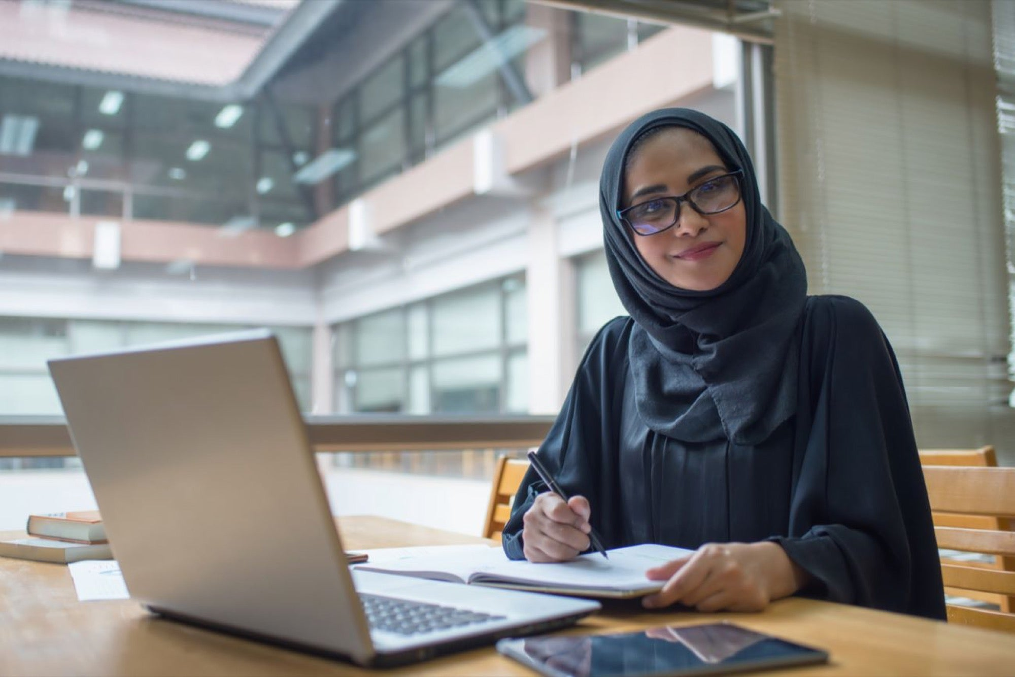 UAE IS AN OPEN PLACE FOR WOMEN ENTREPRENEURS