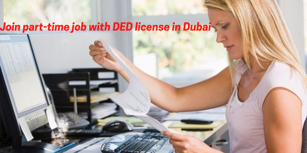 DED license in dubai